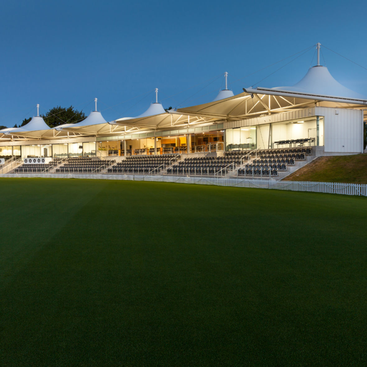 Hagley Oval     