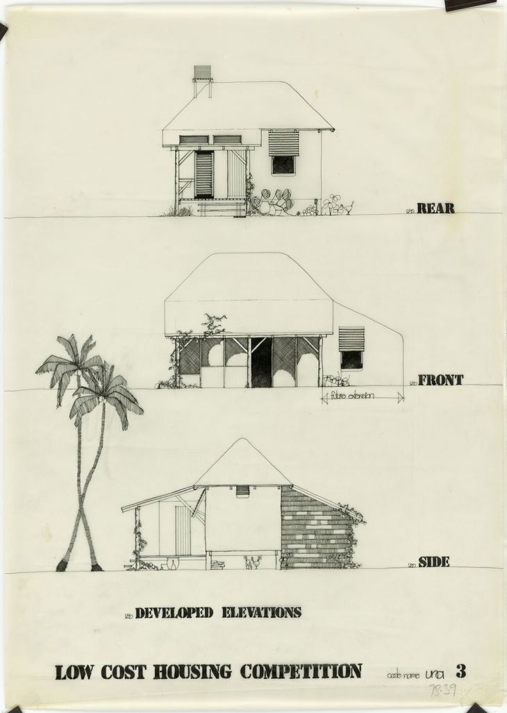 Philippines Housing Competition   Athfield Architects