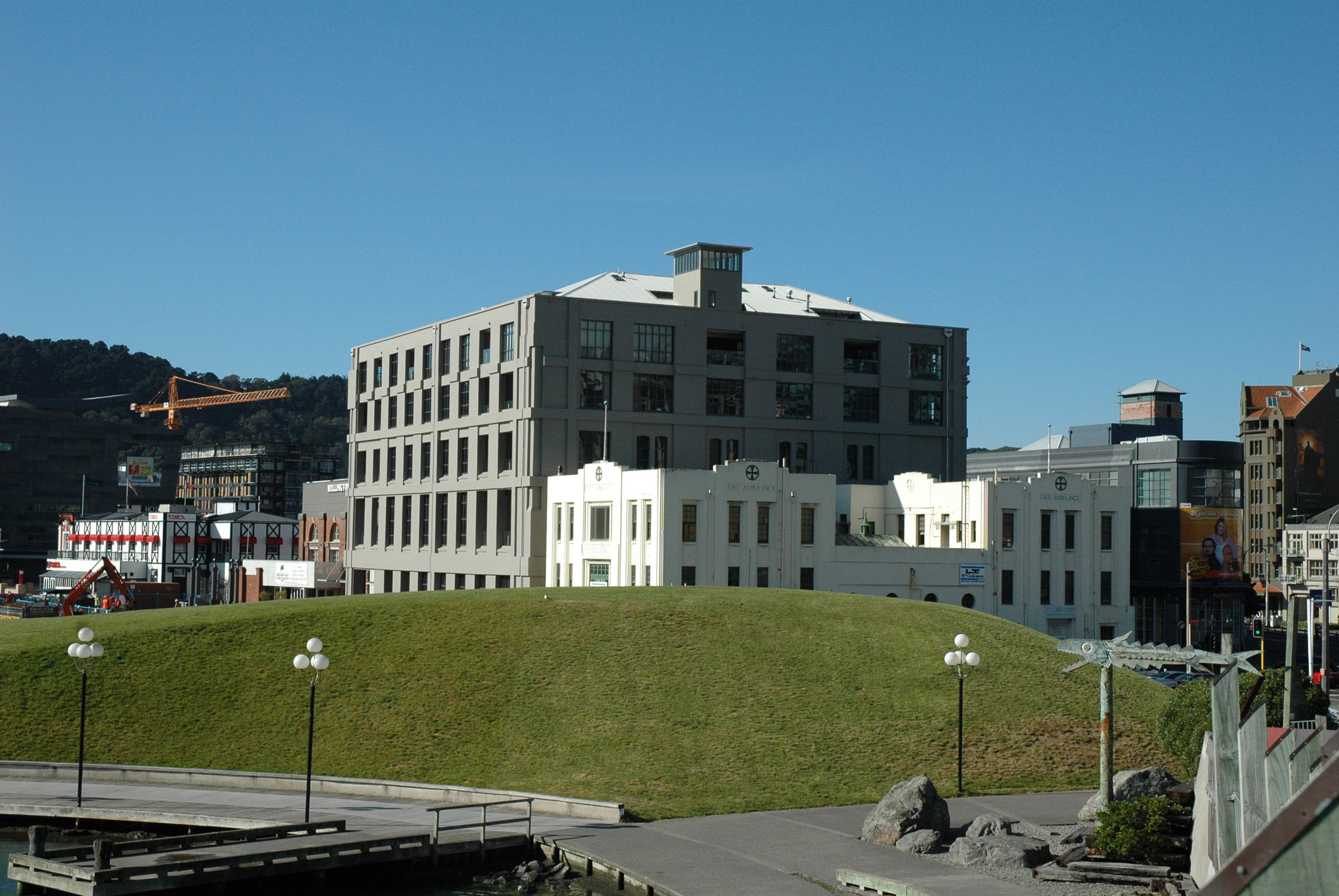 NZX Centre